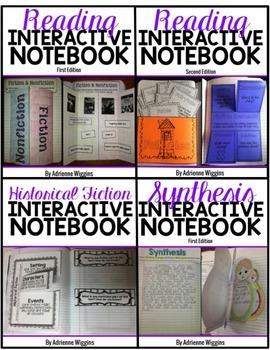 Reading Interactive Notebook MEGA BUNDLE