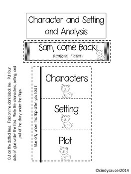 Reading Interactive Notebook, Selection Stories