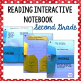 Reading Interactive Notebook for the Primary Grades Grade 2