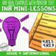 Reading Interactive Notebook with Mini Lessons - ENTIRE YE