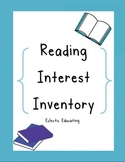 Reading Interest Inventory - Elementary