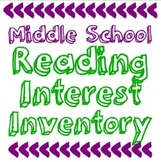Reading Interest Inventory