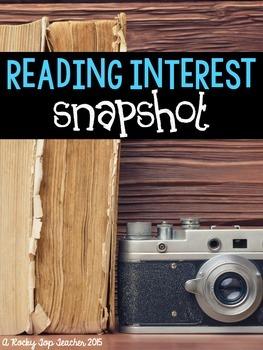 Reading Interest Snapshot