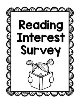 Reading Interest Survey