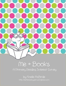 Reading Interest Survey - Primary