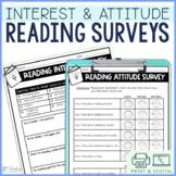 Reading Interest Inventory | Reading Attitude Surveys