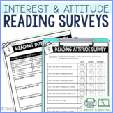 Reading Interest and Attitude Surveys