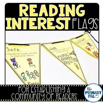 Reading Interests Activity
