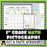 Reading, Interpreting and Creating graphs   Graphing & Data displays worksheets