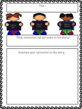 Third Grade Reading Intervention Binder