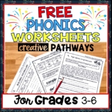 Reading Intervention-Decoding Prefixes-Freebie