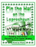 Decoding Multisyllabic Words MATS MARCH LEPRECHAUN Reading