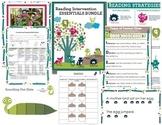 Reading Intervention Essentials Bundle: Foundational Skills (Distance Learning)