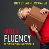 Reading Intervention Strategy: Repeated Readings to Boost Fluency