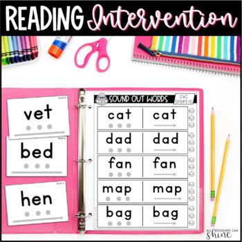 Reading Intervention NO PREP
