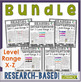 Reading Intervention Program: Level Range X-Z Bundle RESEA