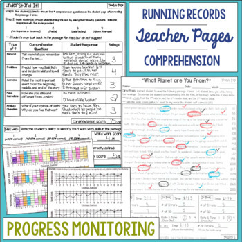 Reading Intervention Program Set 1 Level Range Q-T