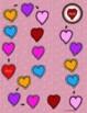 Reading Intervention Skills Games: Valentine's Day