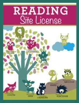 Reading Intervention Strategies Site License (Distance Learning)