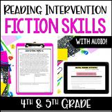 Reading Intervention for Struggling Readers : Fiction Skills
