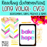 CVCe Assessments Practice Interventions and Games