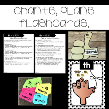 Digraph th Assessments Practice Interventions and Games