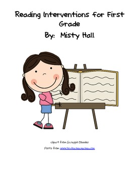 Reading Interventions for First Grade