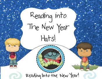 Reading Into the New Year Hats