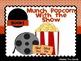 Reading Incentive Charts: Ice Cream Sundae & Movie Celebration
