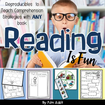 Reading Comprehension Bundle: Reading Is Fun