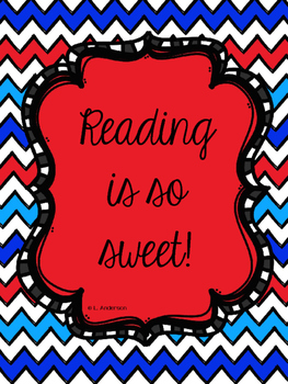 Reading Is So Sweet!