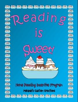 Reading Is Sweet: Reading Reward Program