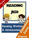 Reading Jedi: Reading Advancement Program for Grades 3-6