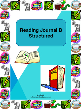 Reading Journal B: Structured