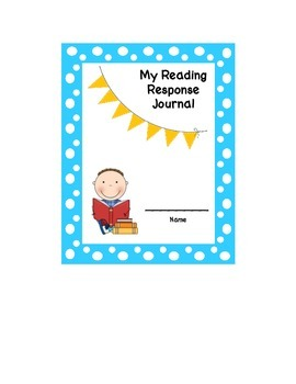 Reading Journal Cover