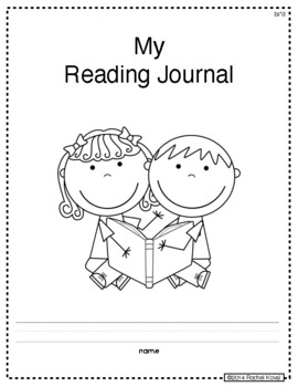 Reading Journal FREEBIE!