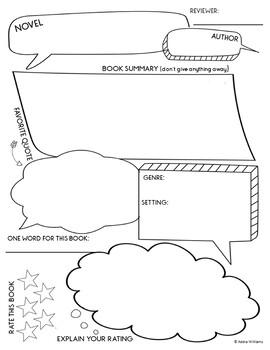 Reading Logs - Google Drive / Classroom