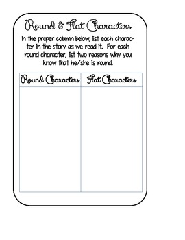 Interactive Reading Notebook - Common Core - Fits Composition Book
