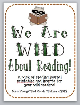 Reading Journal Ideas and Printables
