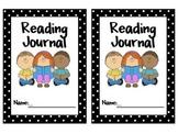 Reading Journal Label