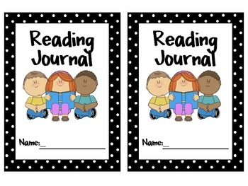 Reading Journal Label