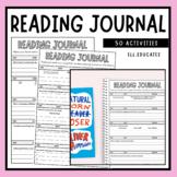 Reading Journal Log