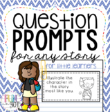 No Prep Journal Prompts for Reading!