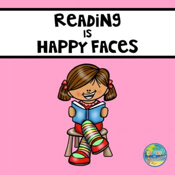 Reading Journals:  Reading is Happy Faces