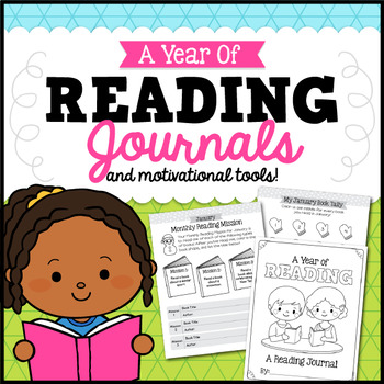 Reading Journals and Motivational Tools