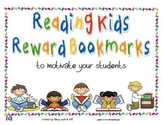 Reading Kids Reward Bookmarks