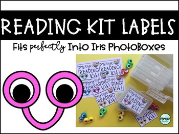 Reading Kit Labels