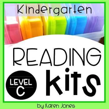 Reading Kits - LEVEL C