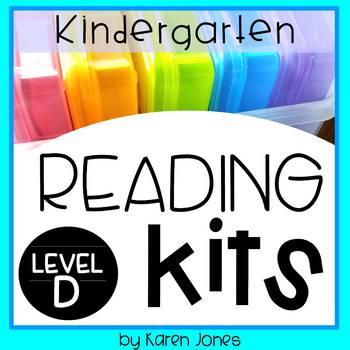 Reading Kits - LEVEL D