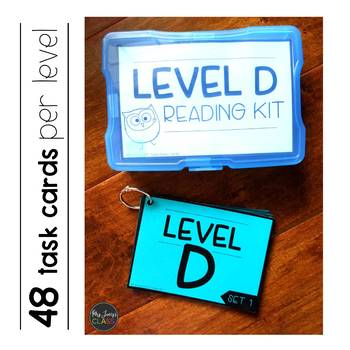 Reading Kits - LEVEL D